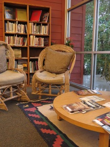 Public Reading Area | Dolores Library