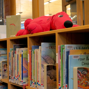 Programs for Preschoolers at the Dolores Library