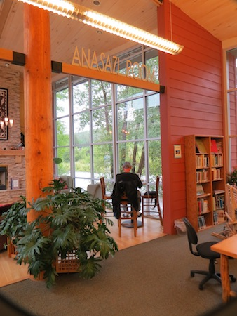 Anasazi Room at the Dolores Public Library