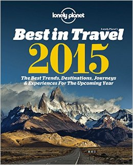 Lonely Planet's Best in Travel 2015 | Dolores Library New Releases