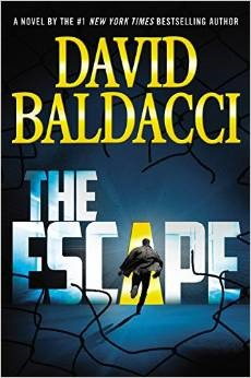 The Escape by David Baldacci | Dolores Library New Releases