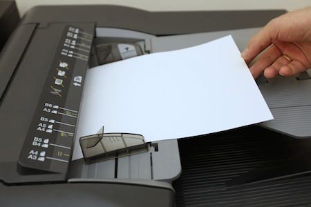 Copy, Print, and Fax Services | Dolores Public Library